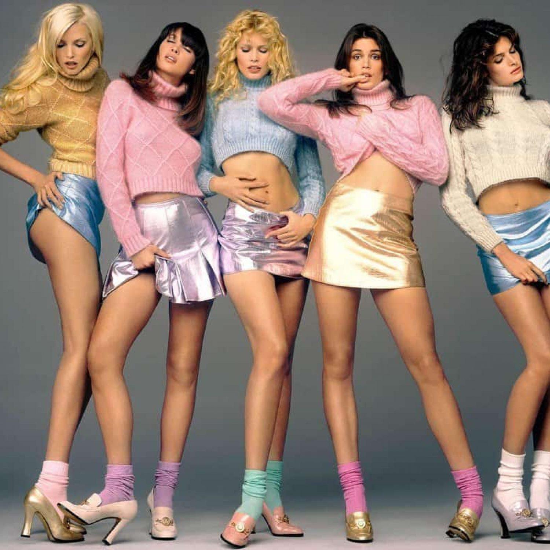 Captivate! Modefotografie der 90er. Kuratiert von Claudia Schiffer